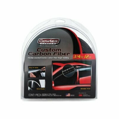 Cowles® S37200 Carbon Fiber Style Body Side Molding