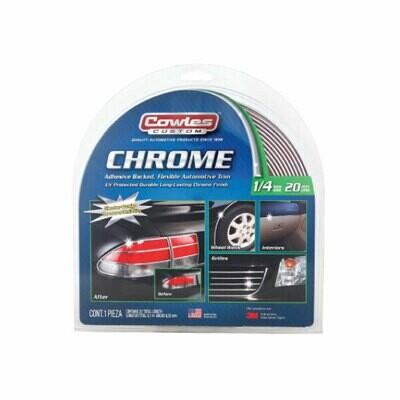 Custom Chrome 1/4