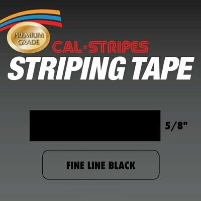 Fine Line Black 5/8