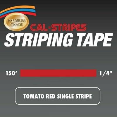 Tomato Single Stripe 1/4