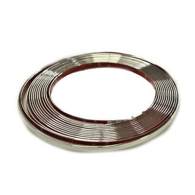 Cowles® 37-752 Custom Chrome Molding Trim 1/2