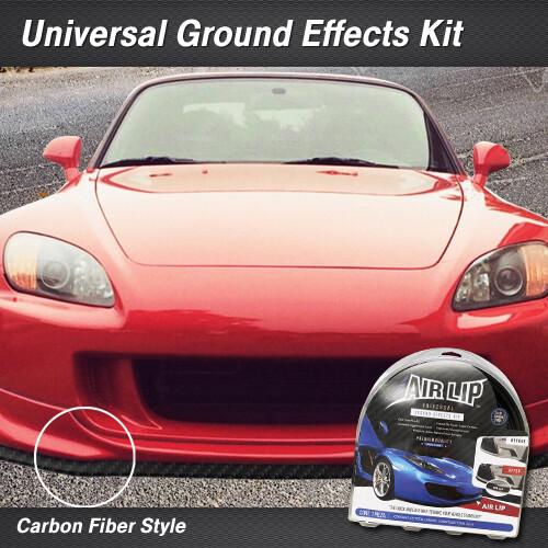 Cowles® S48004 Universal Air Lip Carbon Fiber Style 8'