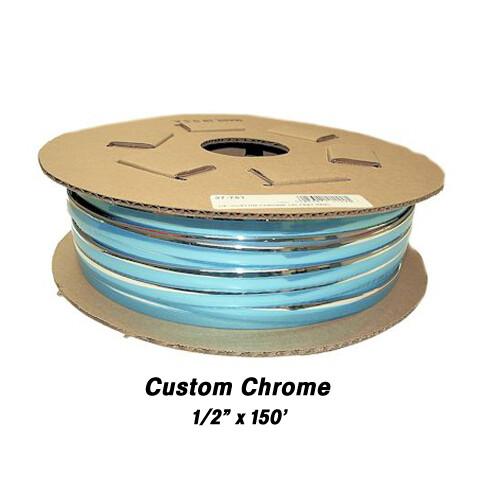 Cowles® 37-751 Custom Chrome Molding 1/2
