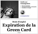 Green Card expirée