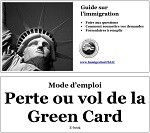 Green Card perdue ou volée