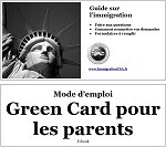 Green Card pour les parents