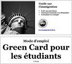 Green Card pour les étudiants