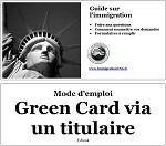 Green Card via un titulaire
