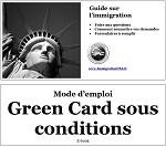 Green Card avec des conditions