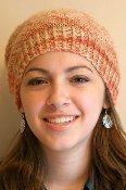 Suri Slouch Hat Knitting Pattern