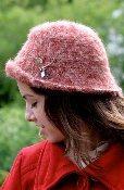 Suri Crocheted Bucket Hat Knitting Pattern