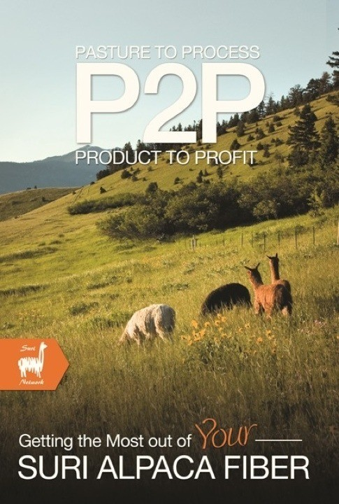Pasture to Process, Product to Profit:   Getting the Most Out of Your Suri Alpaca Fiber