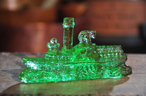 Steamboat, Medium
