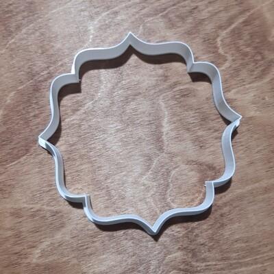 Форма для пряника Рамка №1 (10х10 см)