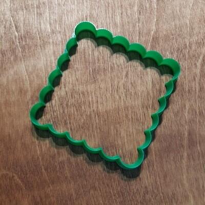 Форма для пряника Рамка №10 (10,5 х 10,5 см)