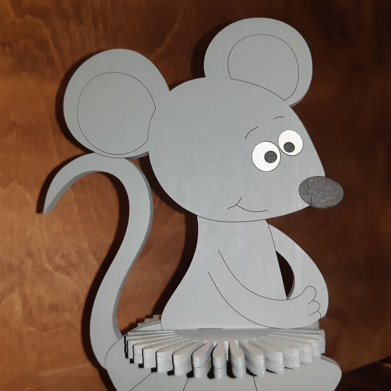 """Салфетница """"Мышка-балерина"""""""
