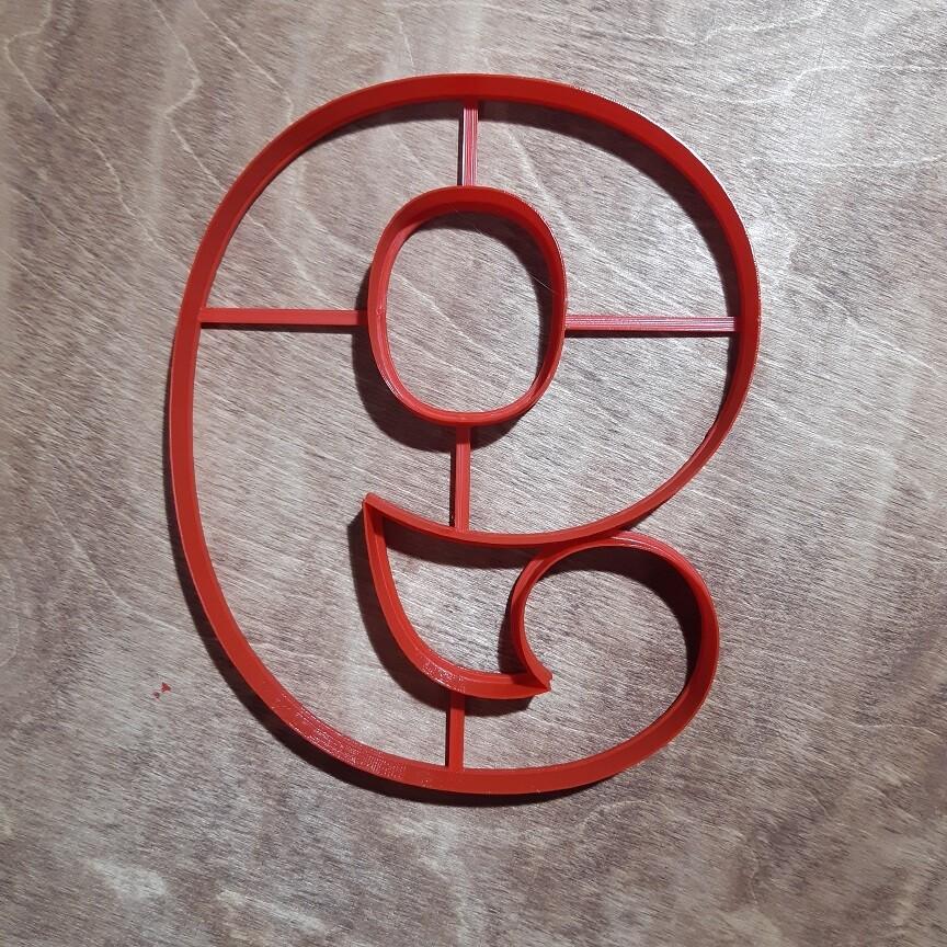 "Форма для пряника ""9 Clarendon"" 24 см"