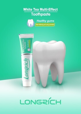 Longrich White Tea Multi-Effect Toothpaste