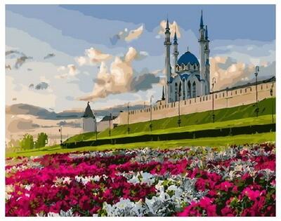 Картина по номерам PK 33014 Лето в Казани 40*50