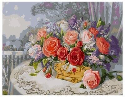 Картина по номерам 40х50 - VA-1569, 40х50 см