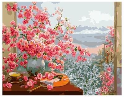 Картина по номерам 40х50 - VA-1507, 40х50 см