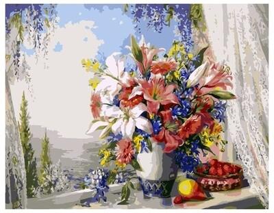Картина по номерам 40х50 - VA-1515, 40х50 см