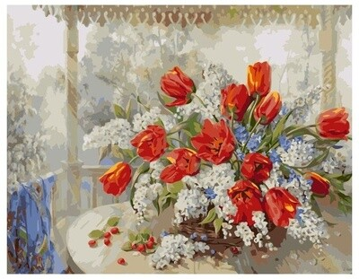 Картина по номерам 40х50 - VA-1525, 40х50 см