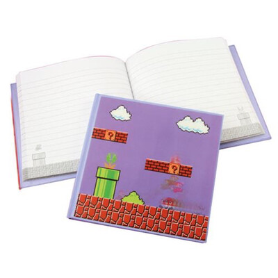 Super Mario Bros. 3D Motion Notebook