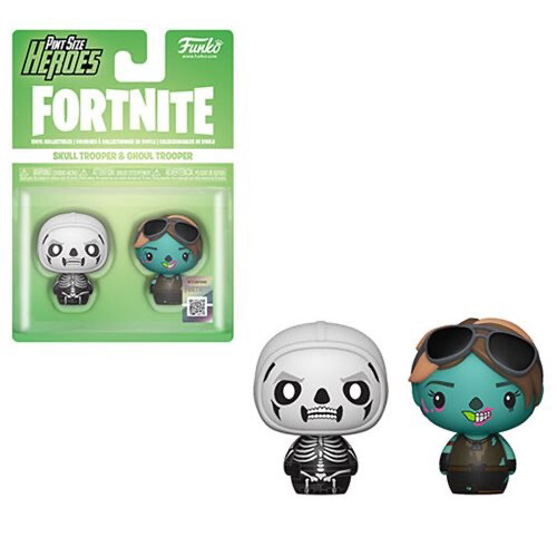 Funko Pint Size Heroes Fortnite Skull Trooper & Ghoul Trooper 2pk