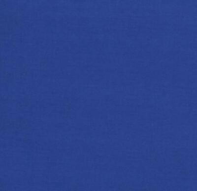 Solid Dark Royal Blue Adjustable Reusable Cloth Face Mask