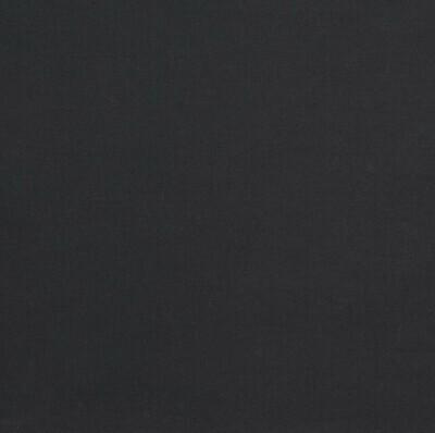 EasyFit Solid Black Reusable Cloth Face Mask