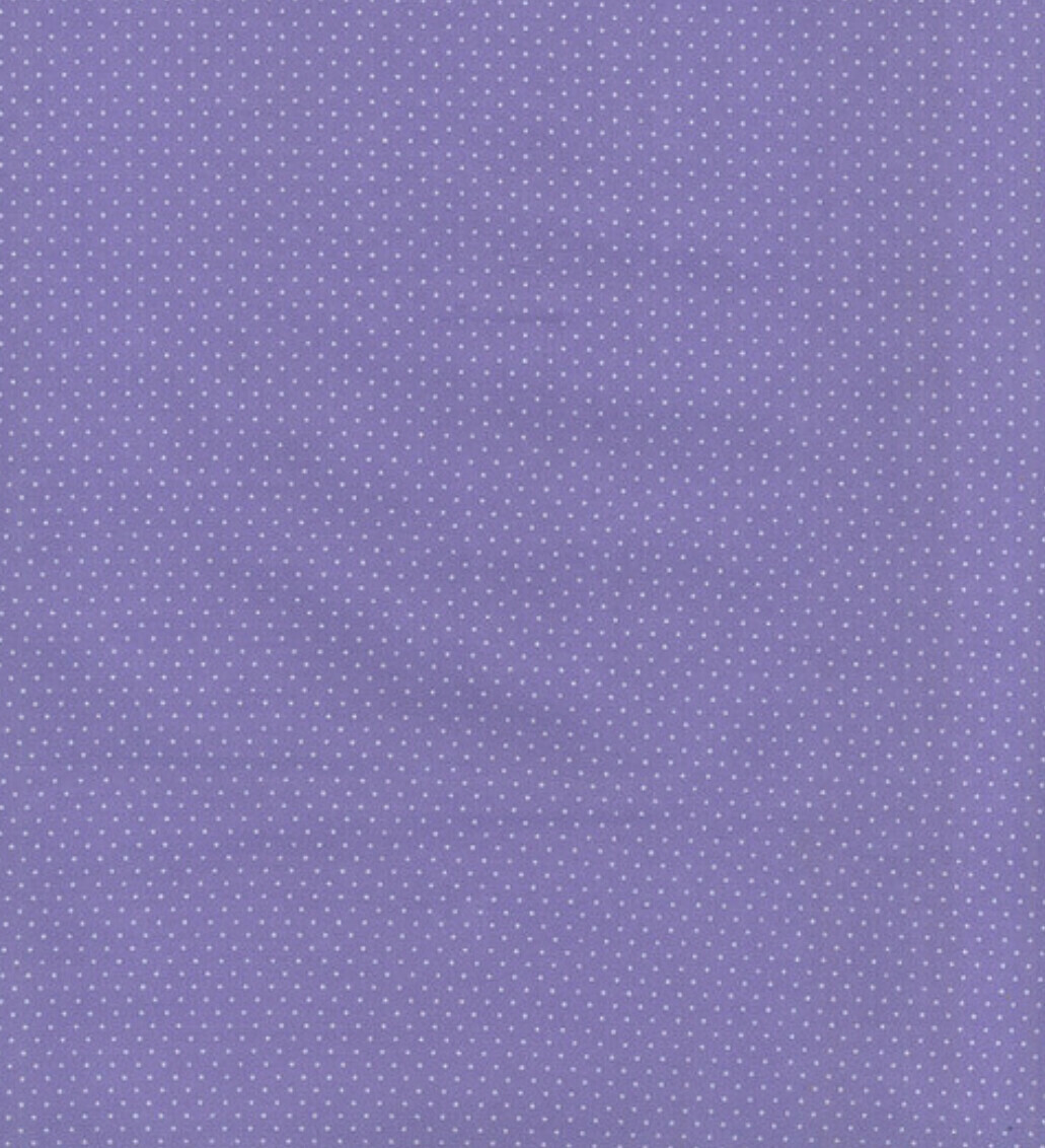 EasyFit Purple Polka Dot Reusable Cloth Face Mask