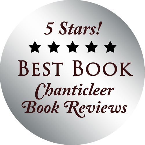 Silver Foil Stickers for Best Books Reviewed by Chanticleer Reviews Best Books Silver Foil Stickers