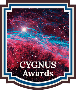 Science Fiction Writing Contests | Chanticleer Book Reviews 2018 Cygnus