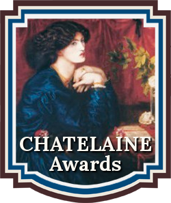 Romantic Fiction Writing Contests | Chanticleer Book Reviews 2019 Chatelaine