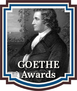 Historical Fiction Post 1750s Writing Contest | Chanticleer Book Reviews 2019 Goethe