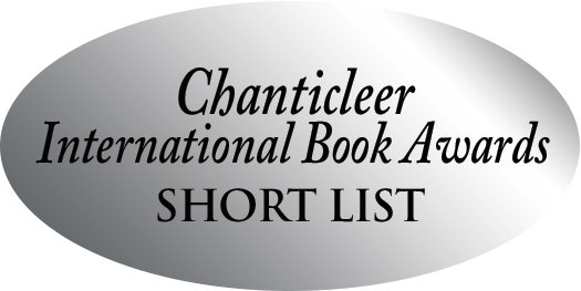 Silver Foil Stickers for SHORT LISTED BOOKS for the Chanticleer International Book Awards Short List Silver Stickers