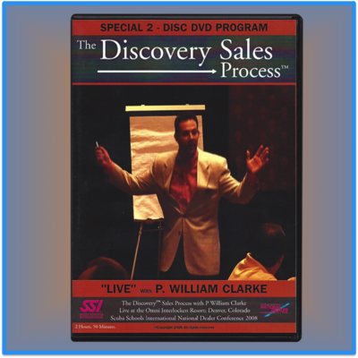 The Discovery Sales Process With P. William Clarke @ SSI International Conference