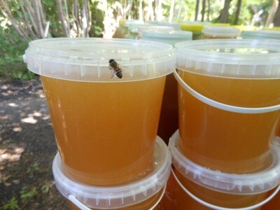 Мёд липа-кипрей