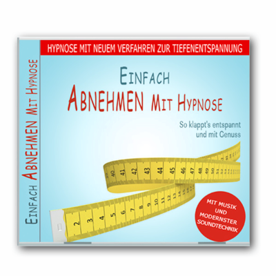Einfach Abnehmen mit Hypnose [CD]