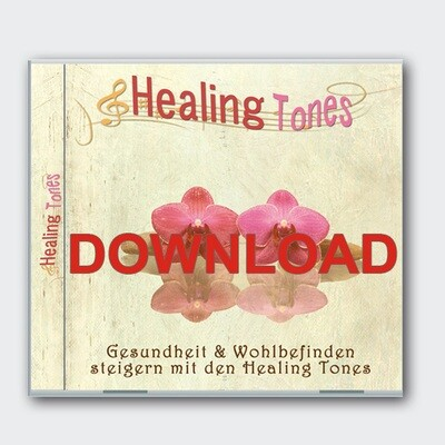 Healing Tones [Download]