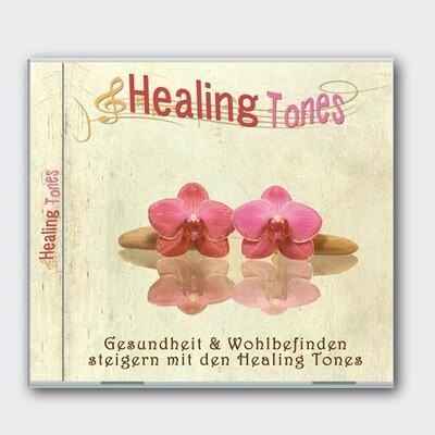 Healing Tones [CD]