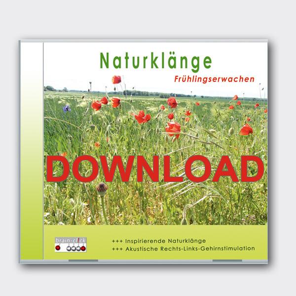 Frühlingserwachen - Selbstcoaching mit bilateraler Stimulation [Download]