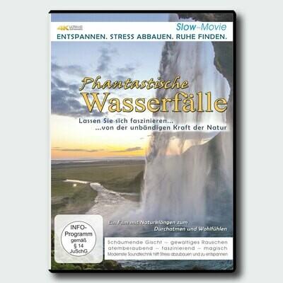 Phantastische Wasserfälle [DVD]