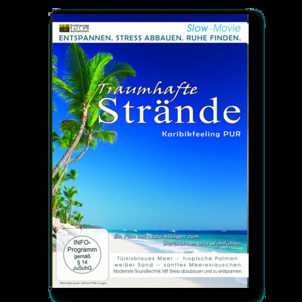 Traumhafte Strände - Loslassen am Strand [DVD]