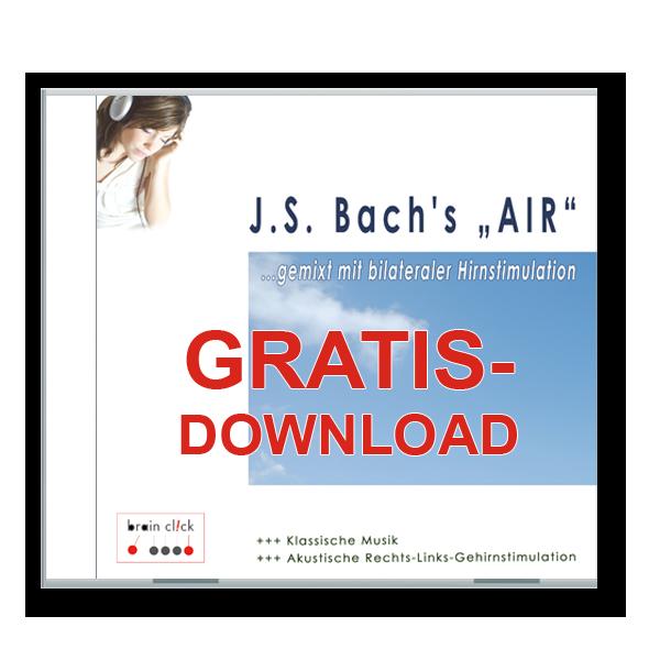 "Johann Sebastian Bach ""Air"" mit bilateraler Stimulation [Gratis-Download]"