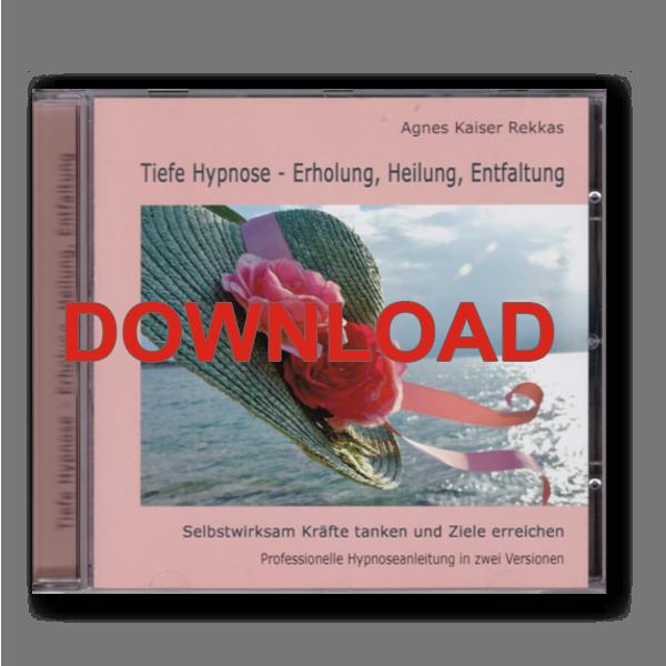 Agnes Kaiser-Rekkas - Tiefe Hypnose [Download]