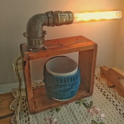 Ретро-светильник Полка