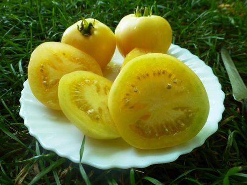 Помидоры Garden Peach