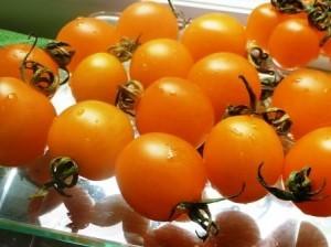 Черри помидоры Yellow Marvel